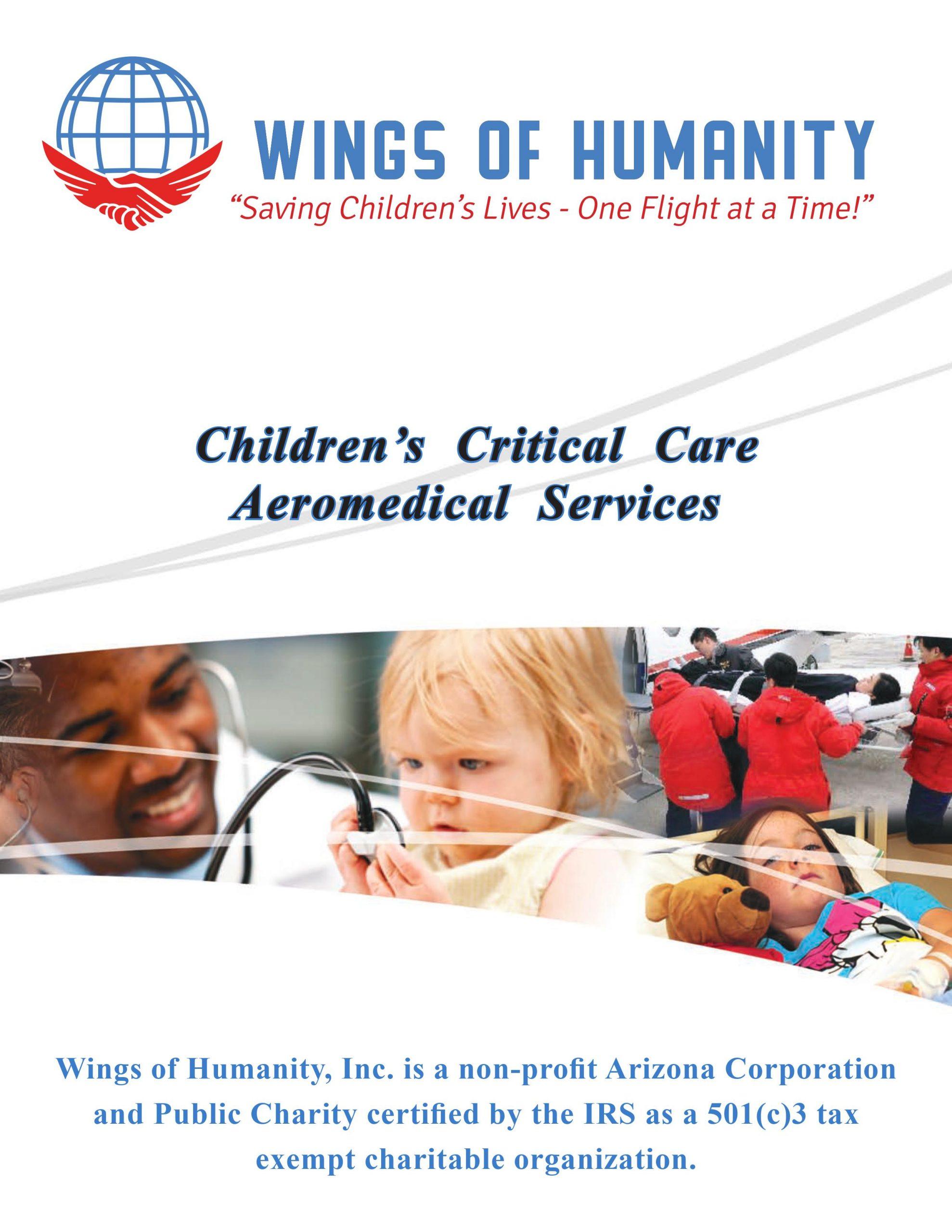 Wings Brochure